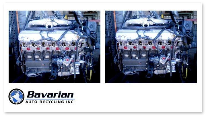 Used BMW I Engine E BMW Ci OEM BMW Replacement Engine - 325i bmw engine